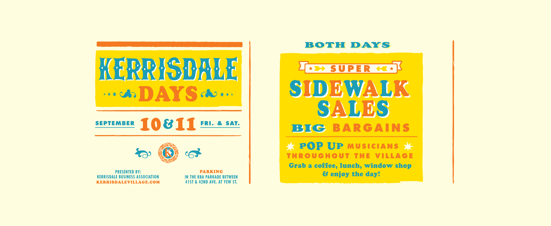 Kerrisdale Days 2021 – Slide 2