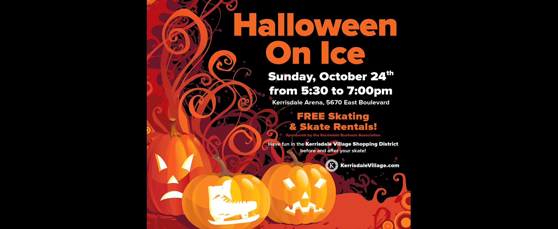 KBA Halloween on Ice Skate 2021